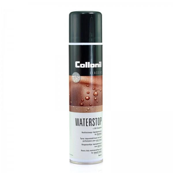 Collonil Waterstop Classic 400ml Hochleistungs-Imprägnierspray für alle Leder