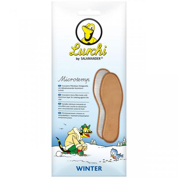Salamander Winter Kinder Einlegesohle MicroTemp Lurchi